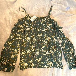 NWT the Children's Place Size 10/12 long sleeve